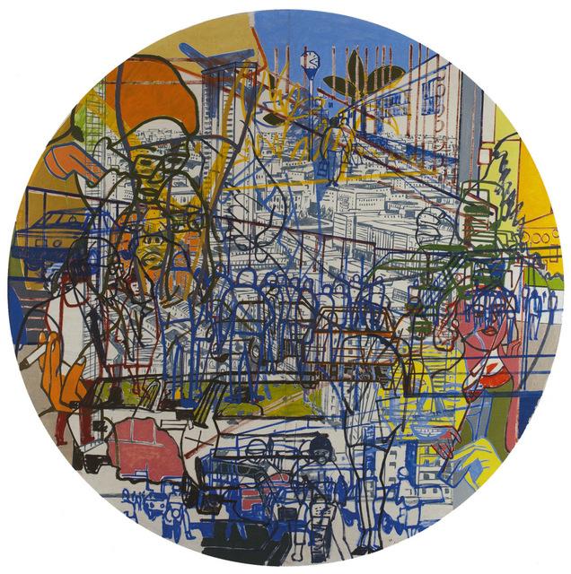 , 'Esquisses de Paysage,' 1991, MARCdePUECHREDON