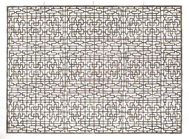 , 'Window 162.5 x 224 cm,' 2018, Galerie Huit