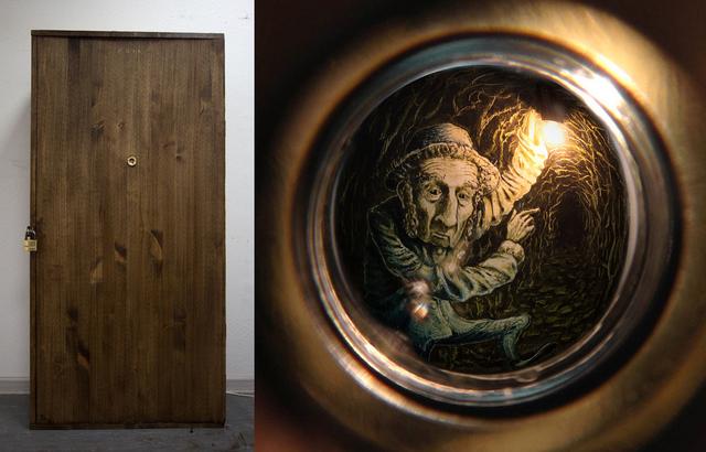 , 'Door,' 2016, TOLK Gallery