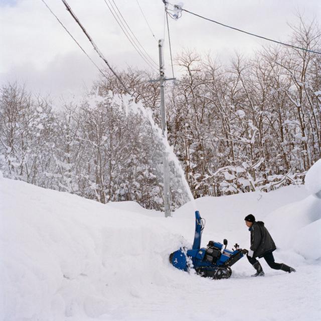 , 'Snow Shovelling #74 From series New Memories,' 2012, Kala Art Institute
