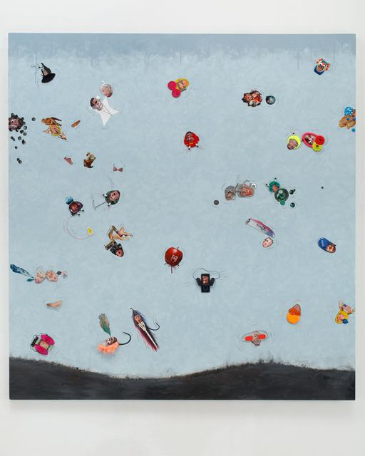 , 'Trumpolina I,' 2018, DSC Gallery