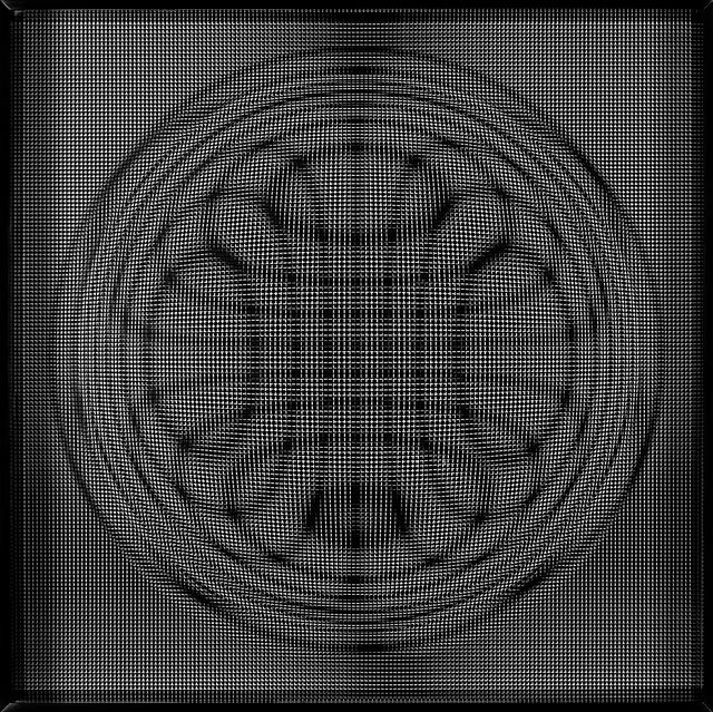 , 'Esfera Orbita en Equilibrio (Negro),' 2015, RGR+ART