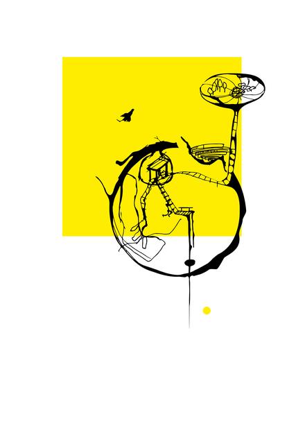 , 'I love green (5),' 2017, Galería Weber-Lutgen