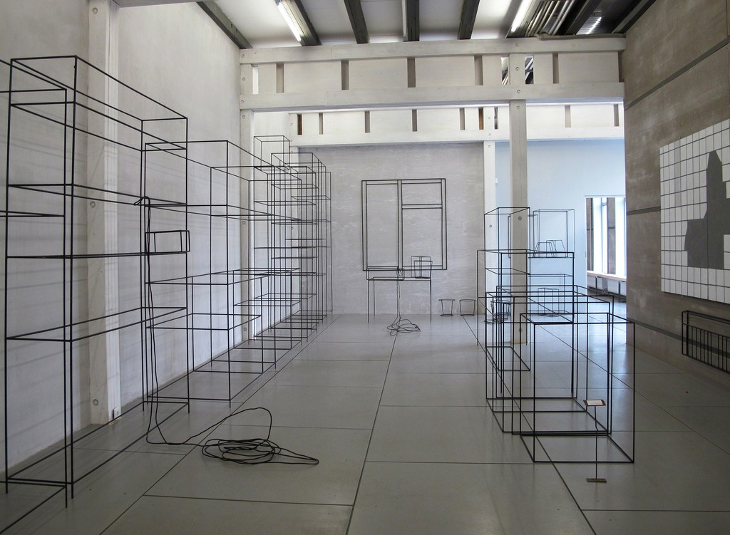 Last Exhibition. Gridchinhall 2012