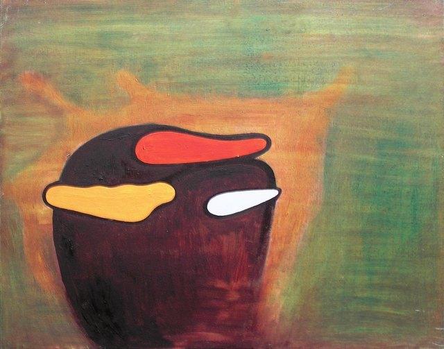 Thomas Nozkowski, 'NT99.039 R-9', 1999, Painting, Oil on board, Nicholas Gallery