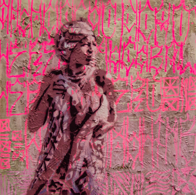 , 'Lady in Pink,' 2017, MOVART