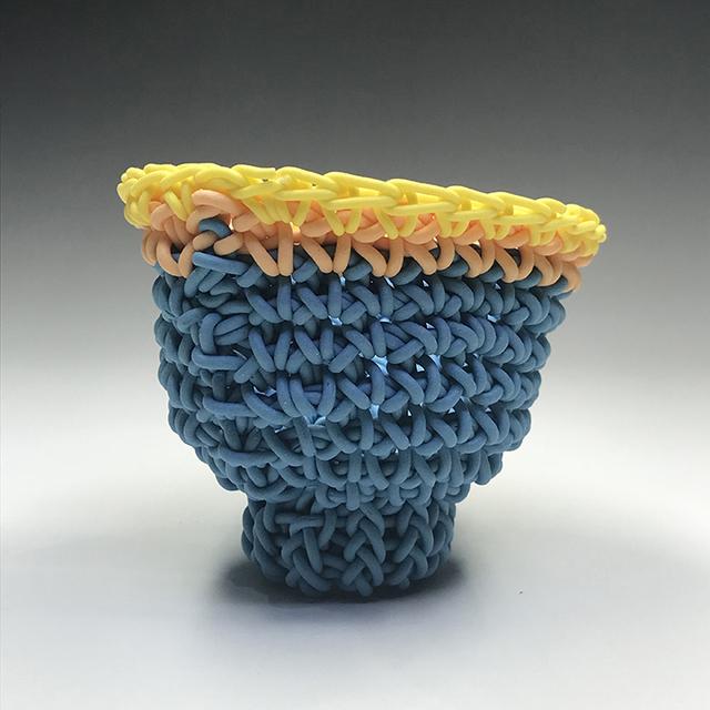 , 'Blue-each-y,' 2018, Duane Reed Gallery