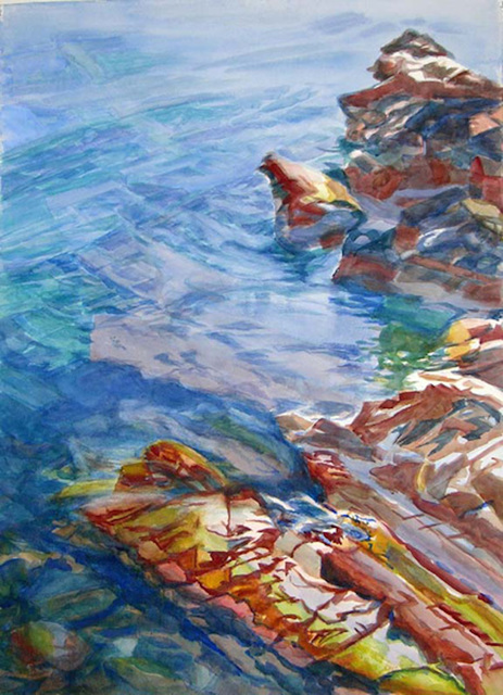 , 'Untitled (Mediterranean),' 2009, Garvey | Simon