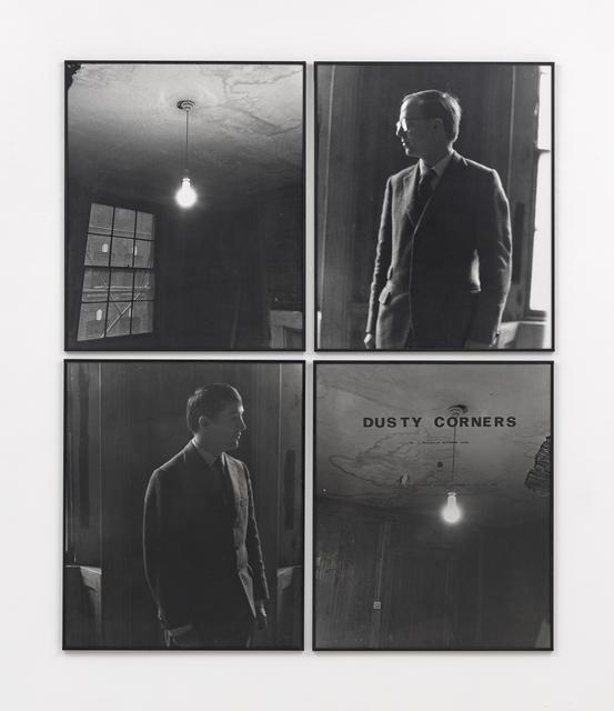 , 'Dusty Corners,' 1975, Sies + Höke