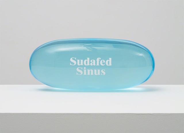 , 'Sudafed PE Sinus,' 2014, Rhodes