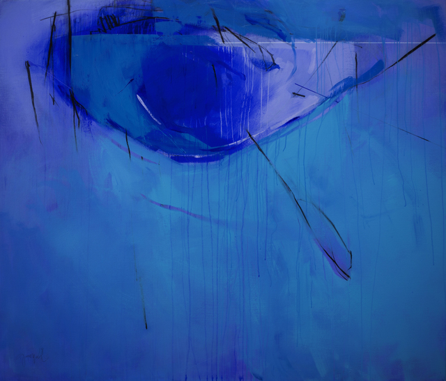 , 'Floating Machine #5,' 2018, Bill Lowe Gallery