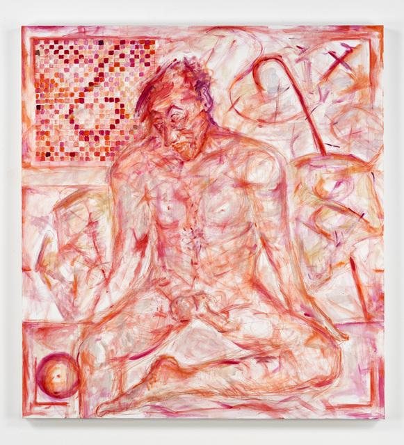 , 'More Naked Than Naked,' 2016, Bortolami