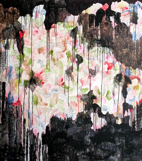 , 'patience VI - l'hiver,' 2015, sommer.frische.kunst