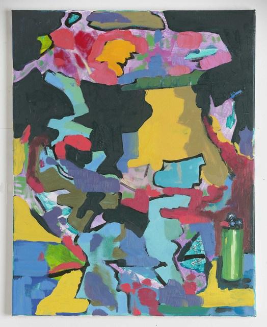 Todd Arsenault and Kristopher Benedict, 'Floating Car Above Nighttime Junkyard', 2019, David Richard Gallery