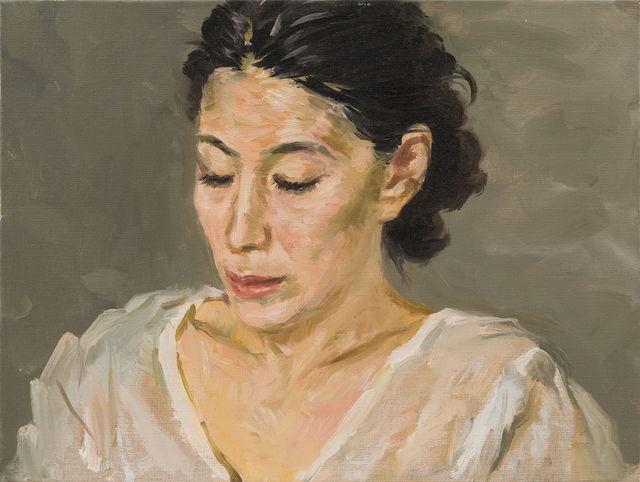 Ni Jun, 'A Cell-phone Reader 看手机的女子 ', 2016, PIFO Gallery
