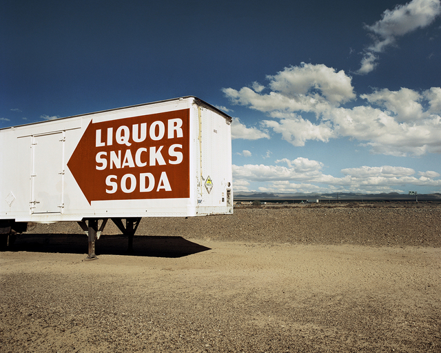 , 'Liquor, Snacks, Soda,' 2009-2012, Weiss Katz Gallery