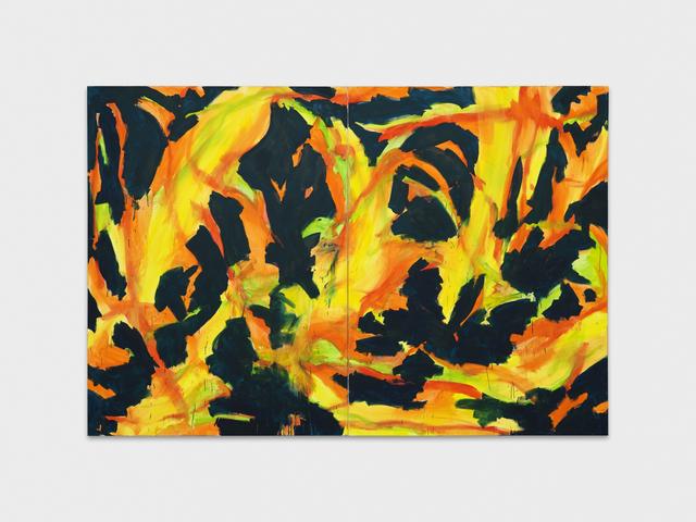 , 'Firefly,' 2016, Galerie Maria Bernheim