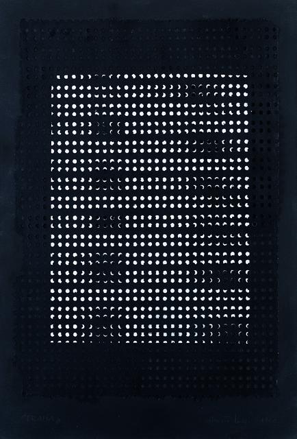 , 'Trama,' 1960, Dep Art