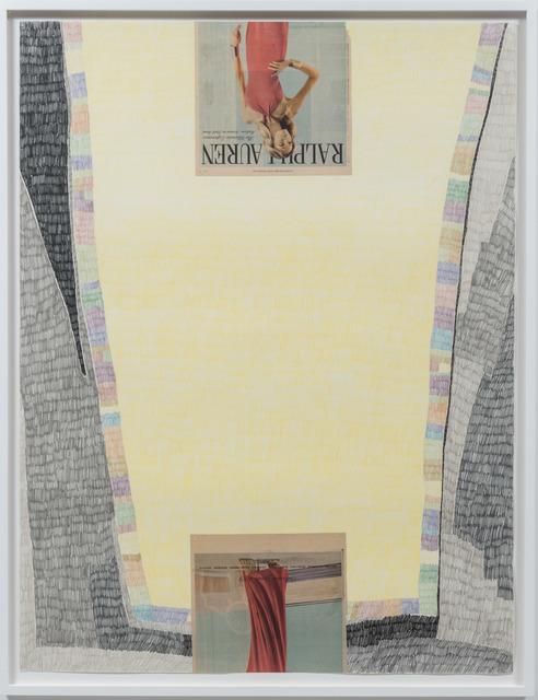 Derek Sullivan, '#85, Daydreamer', 2017, Galerie Antoine Ertaskiran