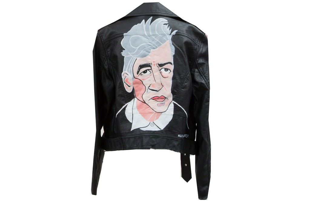 David Lynch Jacket