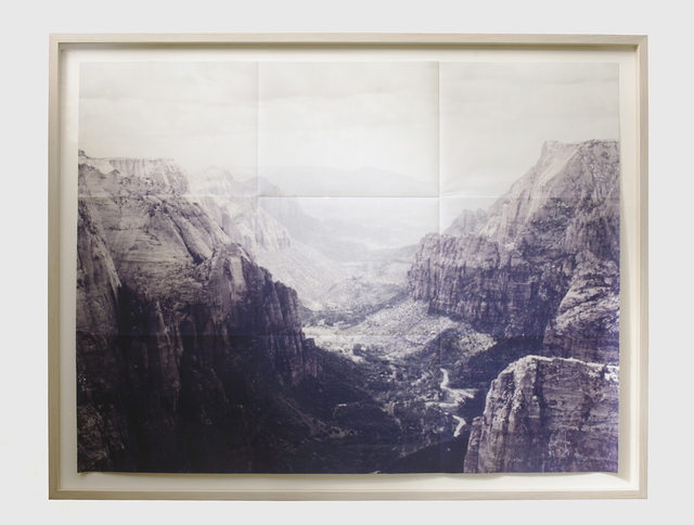 Adam Jeppesen, 'U.S. Zion Canyon', 2015, Black Box Projects
