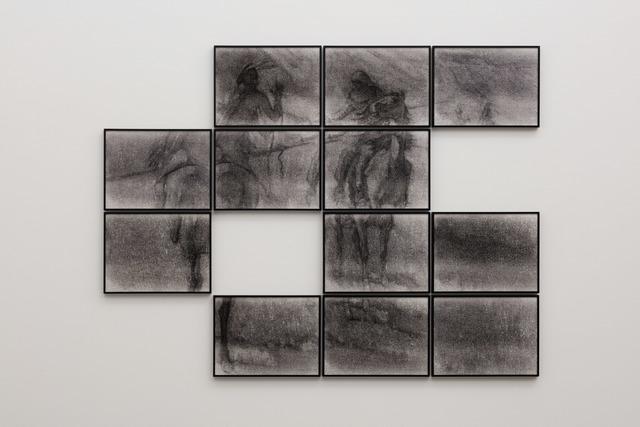 , 'Underlying The Parley,' 2016, von Bartha