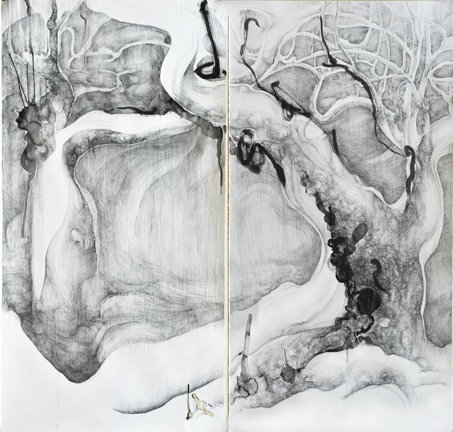 , 'Moondance 月光舞,' 2014, Galerie Dumonteil