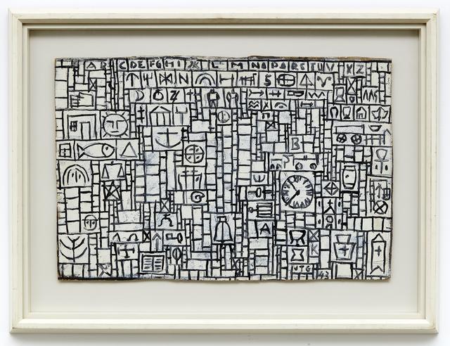 , 'Infinito,' 1943, Acquavella Galleries