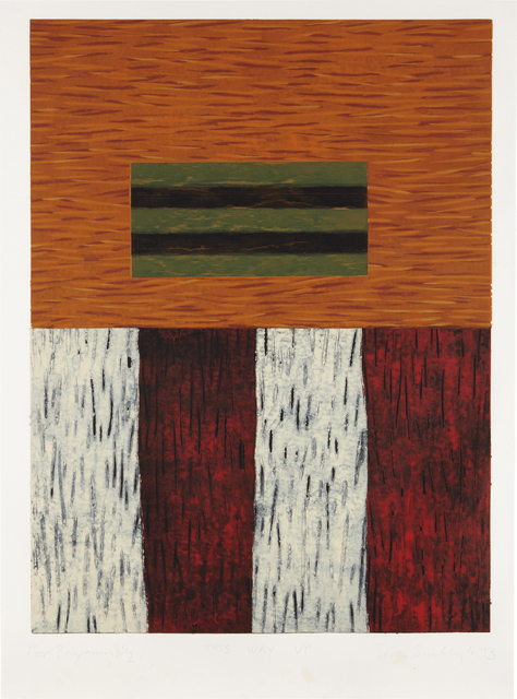Sean Scully, 'This Way Up', 1993, Phillips