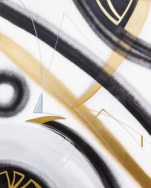 , 'Pendulum Series 3,' 2018, ABXY