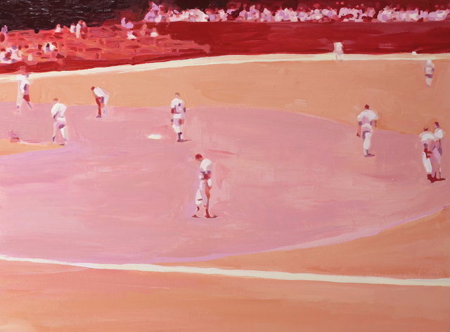 , 'Pink Field,' none, George Billis Gallery