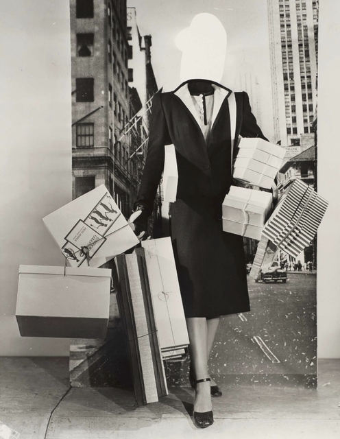 , 'Fashion Montage, New York,' ca. 1950, Corkin Gallery
