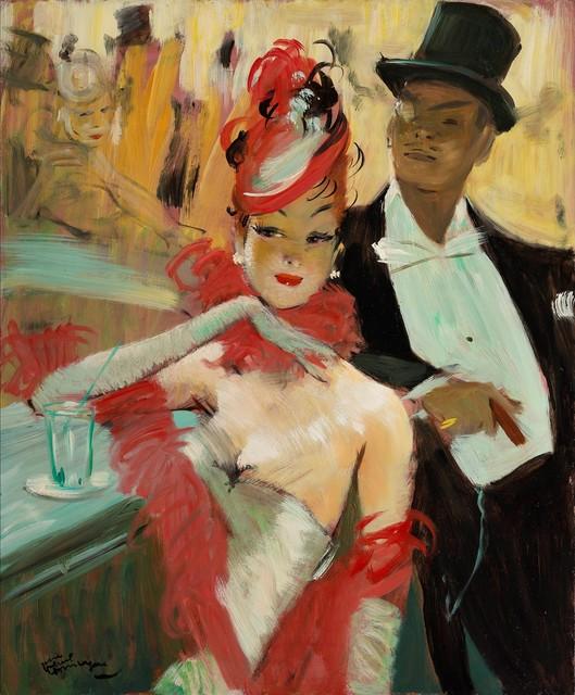 , 'Chatam's Bar,' , Daphne Alazraki Fine Art