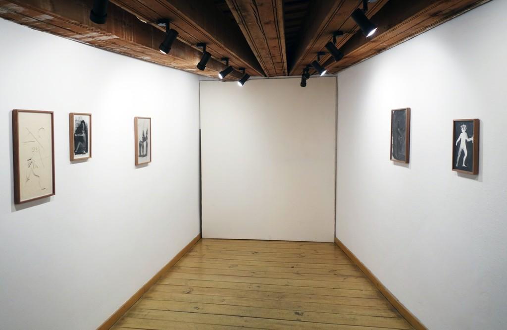 José Miguel Pereñíguez at Galería Rafael Ortiz (Sevilla, Spain)