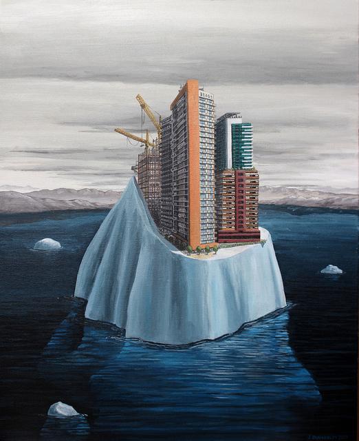 , 'Seller's Market,' 2017, Linda Hodges Gallery