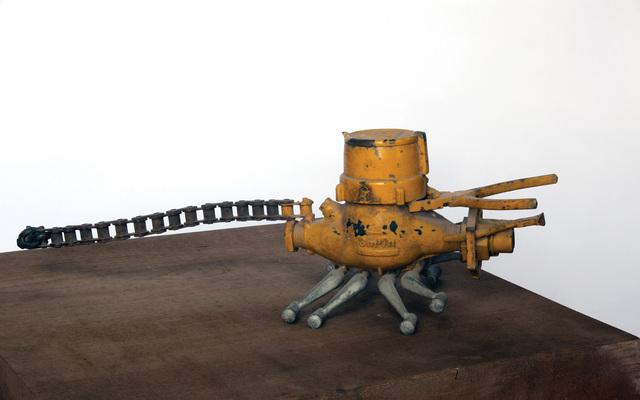 , 'Twenty Adzes,' 2010, Pera Museum
