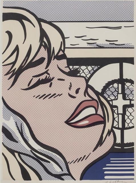 Roy Lichtenstein, 'Shipboard Girl', 1965, Galerie Thalberg