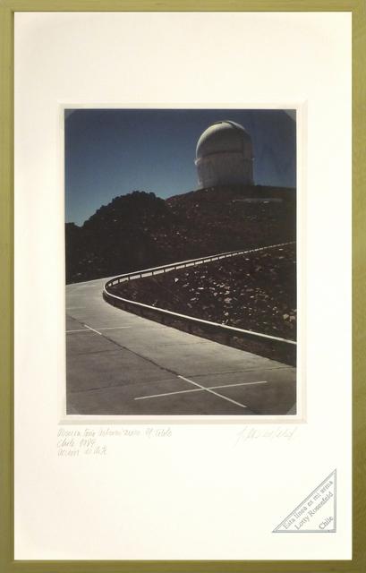 , 'El Tololo. Observatorio Astronómico / El Tololo. Astronomical Observatory,' 1984, espaivisor - Galería Visor