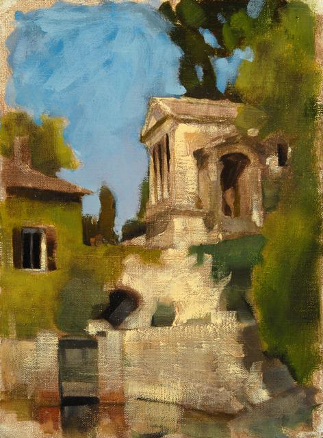 , 'Tempietto,' 2006, Susan Calloway Fine Arts