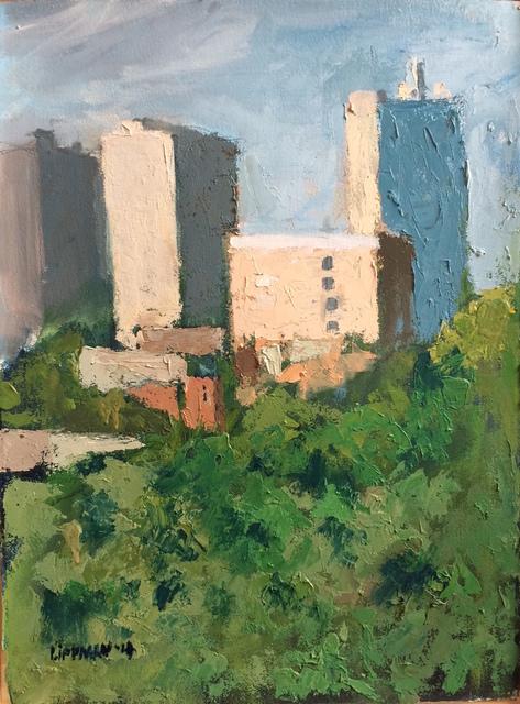 Lee Lippman, 'From the Window', 2014, InLiquid