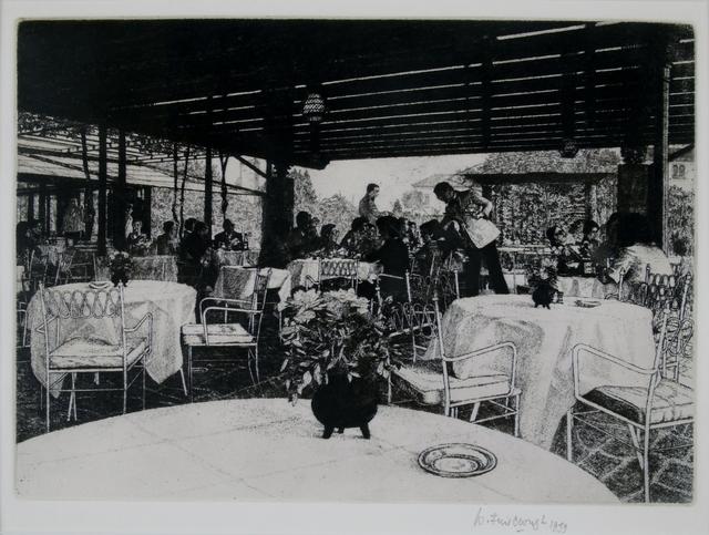 Wilfred Fairclough, 'Cipriani Torcello, Venice', 1979, Private Collection, NY