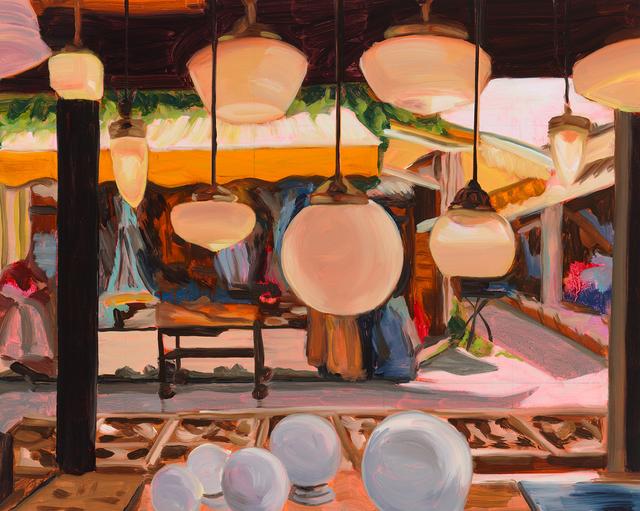 , 'Glowing,' 2019, Frestonian Gallery