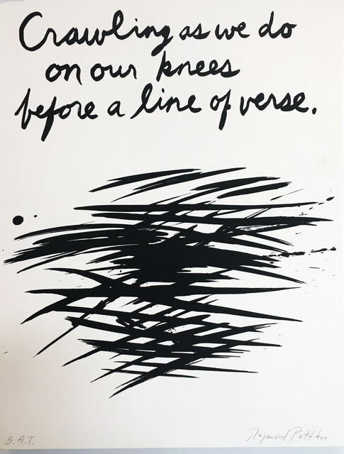 , 'No Title (Crawling as we do),' 1990, The LODGE
