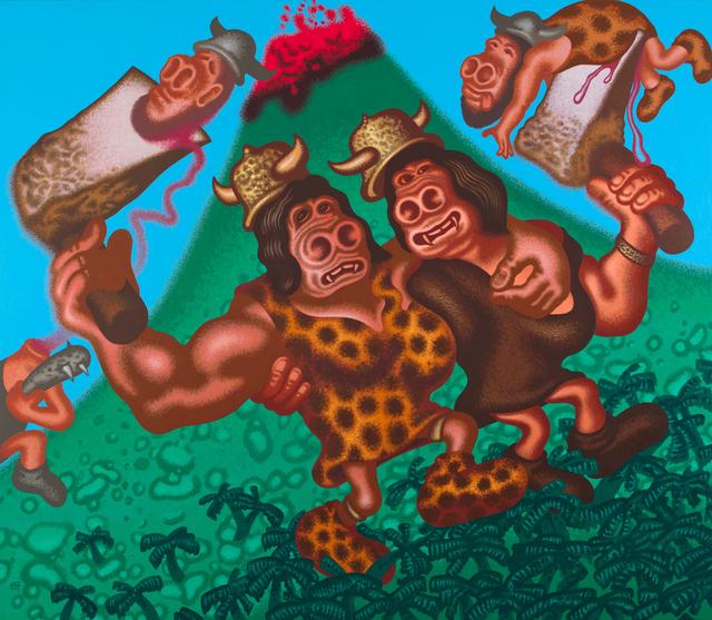 , 'Prehistoric Women ,' 2011, Gary Tatintsian Gallery