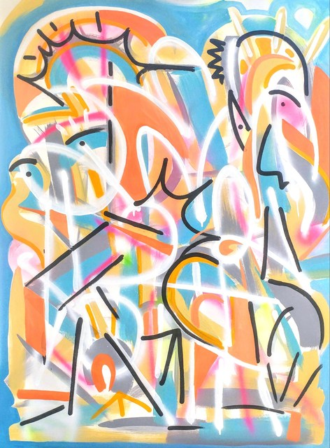 Frankie Alfonso, 'Cote D'Azure', 2017, Artspace Warehouse