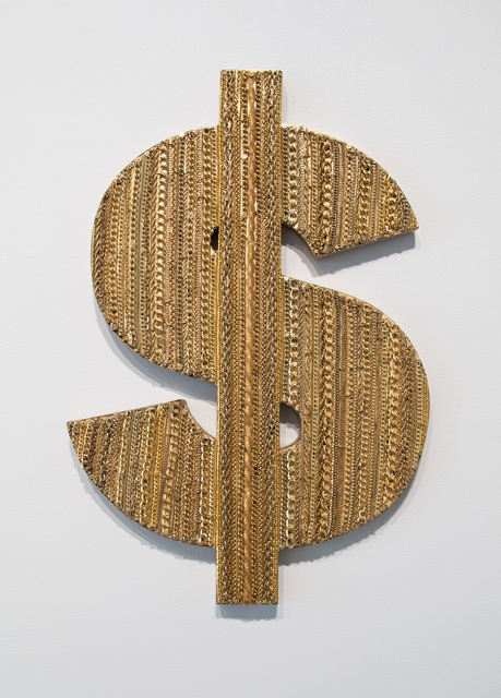 , 'The Almighty Dollar,' 2017, Russo Lee Gallery