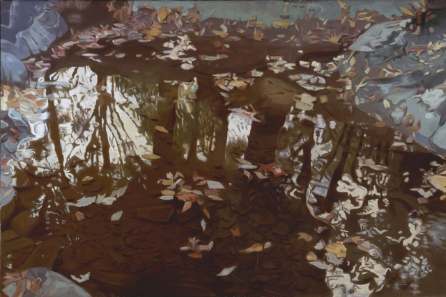 , 'Fall Reflection,' 1978, Walter Wickiser Gallery