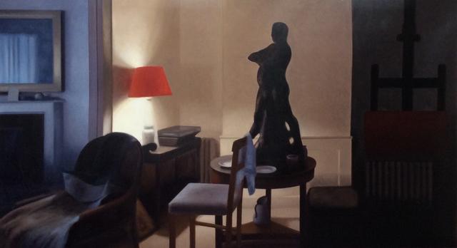 , 'Panorámica para Lucian Freud I,' 2017, Sala Parés
