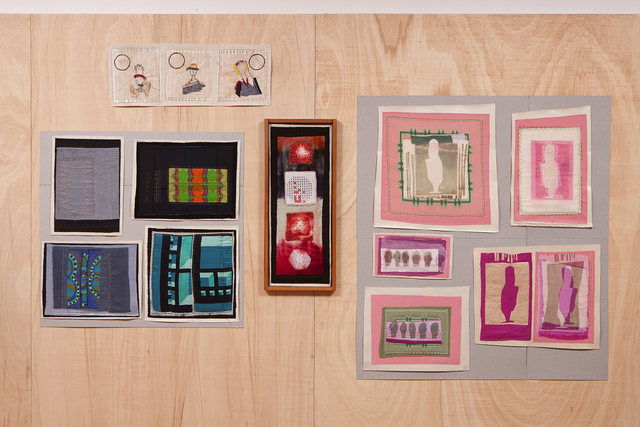 ", 'Installation view ""Common Denominator"",' 2013, Mendes Wood DM"