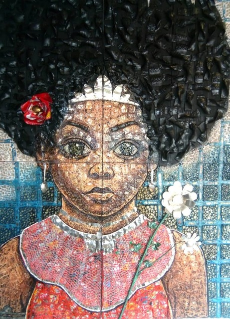 , 'Little Bride,' 2018, Signature Beyond Art Gallery (Nigeria)